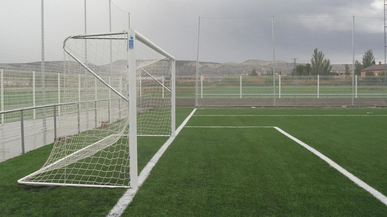 Logo de Campo de Fútbol del Noulas