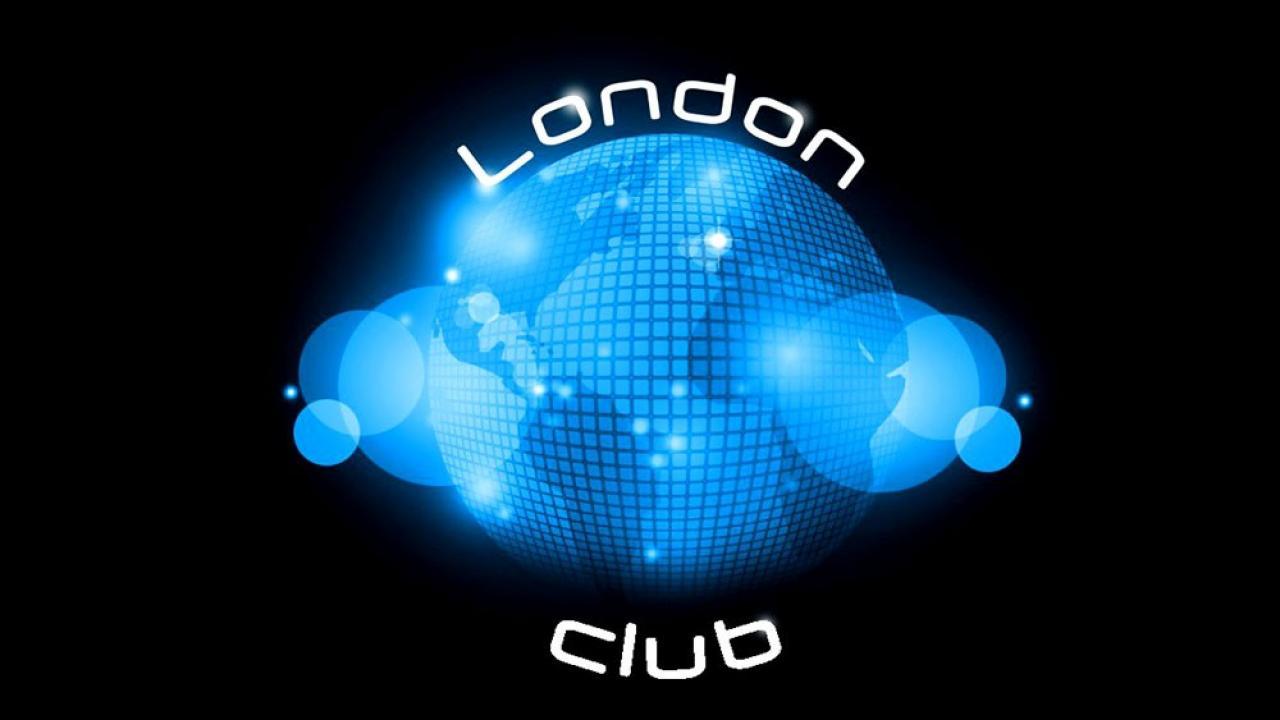 Logo de Discoteca London Club