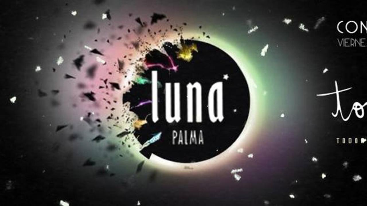 Logo de Discoteca Luna