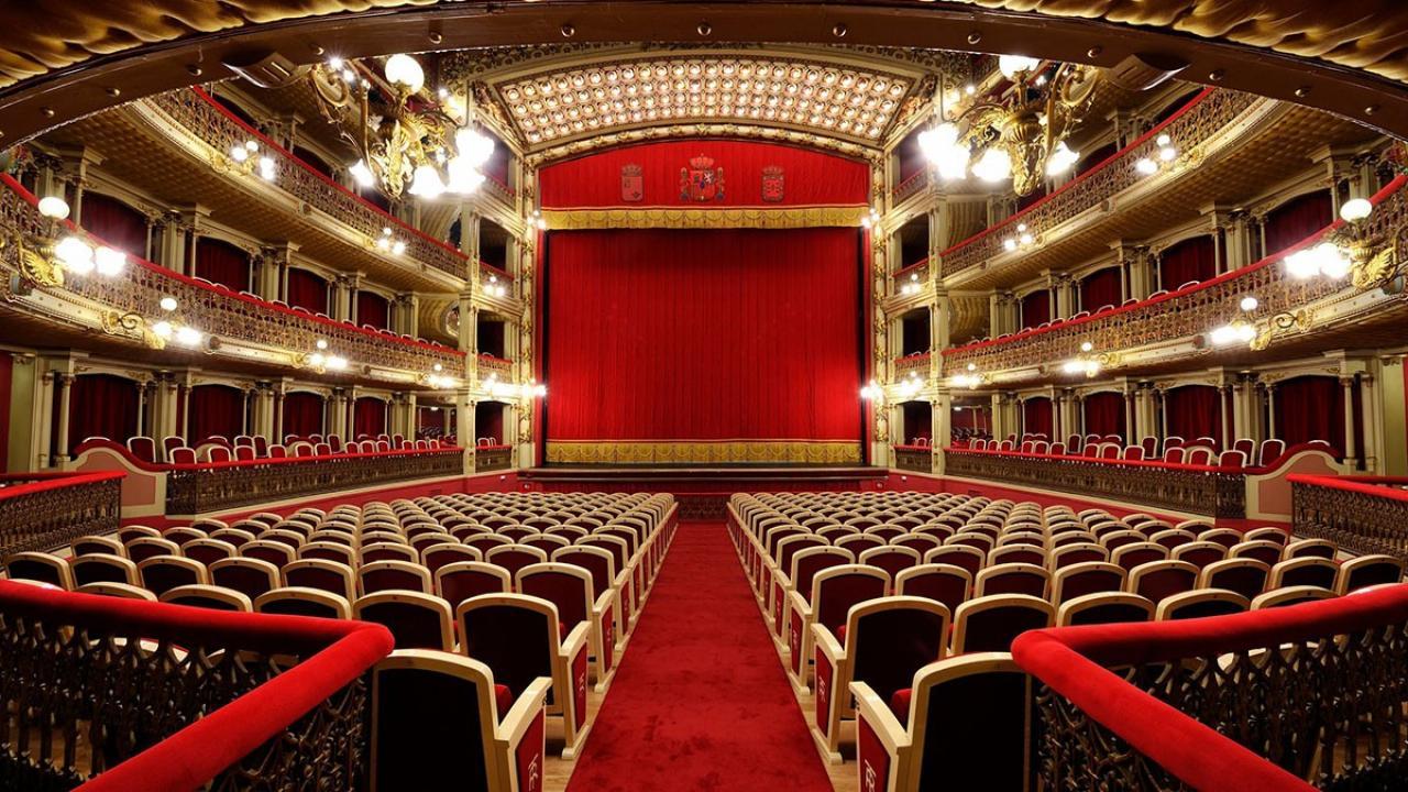 Logo de Teatro Romea de Murcia