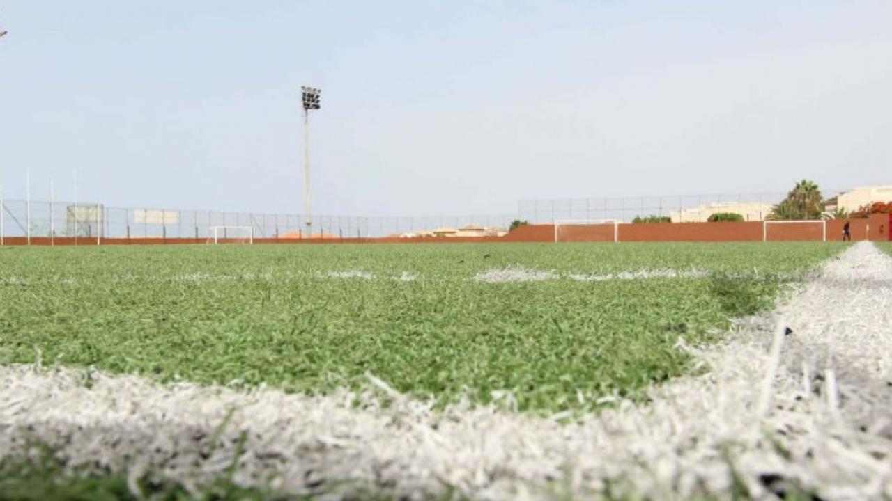 Logo de Campo de Futbol de Adeje