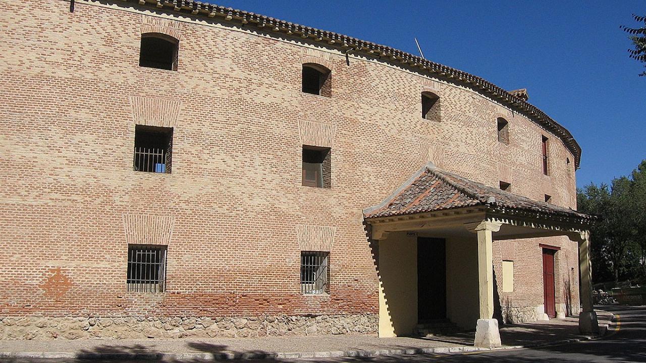 Logo de Plaza de Toros de Aranjuez
