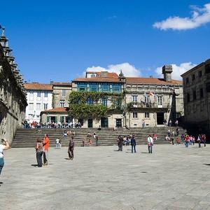 Plaza de la Quintana de Santiago
