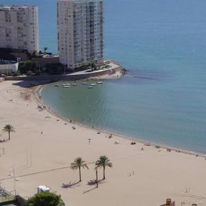 Playa de Cullera. Recinto de Festivales.