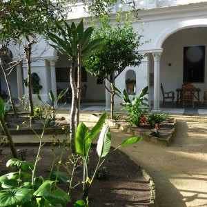 Jardines del Palacio Municipal