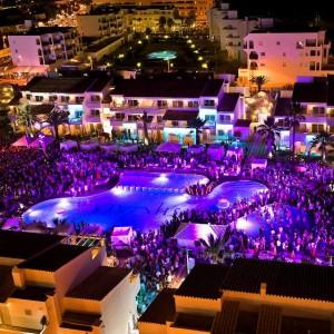 Hotel Discoteca Ushuaïa de Ibiza