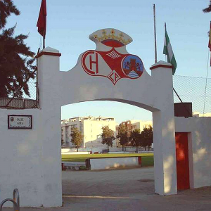 Campo Municipal de Fútbol en Chiclana