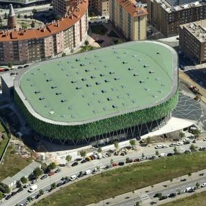Palacio de los Deportes Bilbao Arena Miribilla