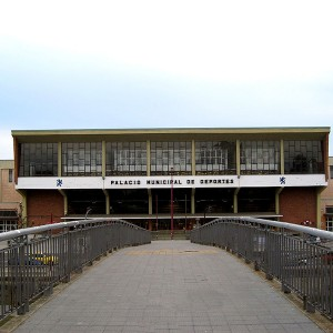 Palacio de los deportes de León