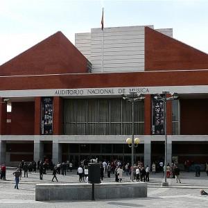 Auditorio Nacional de Musica de Madrid