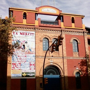 Imagen de Plaza de Toros de Huelva La Merced
