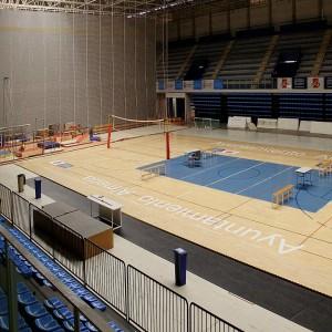 Palacio-Estadio Municipal de los Juegos Mediterraneos