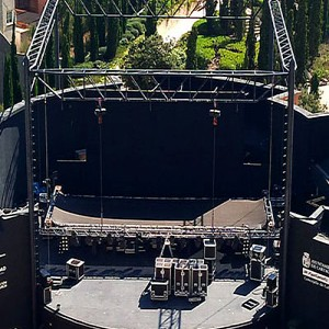 Auditorio del Parque Torres de Cartagena