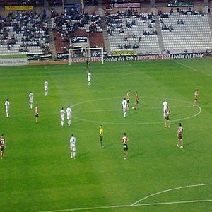 Estadio Carlos Belmonte de Albacete