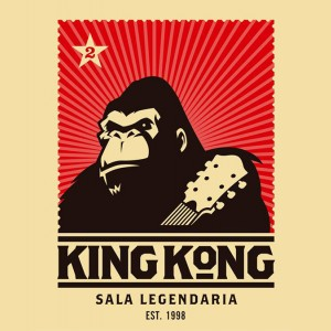 Sala King Kong Legendaria