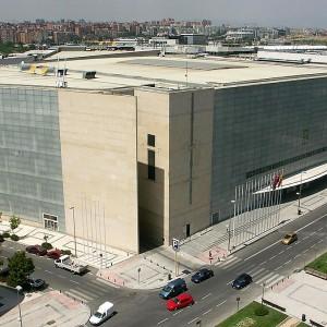 Palacio Municipal de Congresos de Madrid (Campo de las Naciones)
