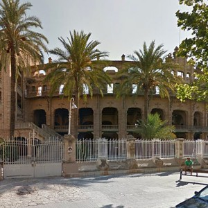 Plaza de Toros de Palma de Mallorca o El Coliseu Balear.