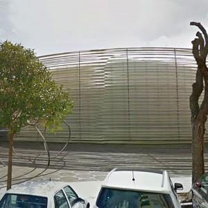 """Palacio de Congresos """"Manuel Rojas"""" de Badajoz"""