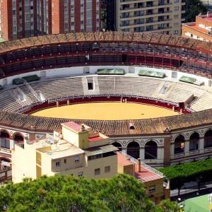 Plaza de Toros de Málaga, La Malagueta