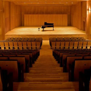 Auditorio del Conservatori del Liceu