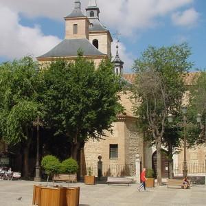 Plaza de la Constitución de Arganda del Rey