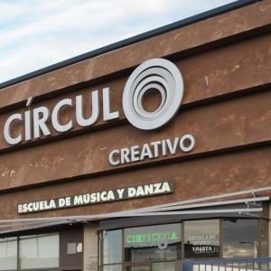 Circulo Creativo - Escuela, cafetería y sala de conciertos