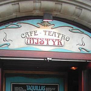 Café Teatro Mistyk de Bilbao