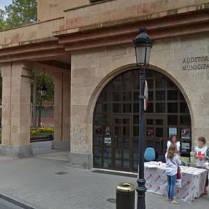 Auditorio Municipal de Albacete