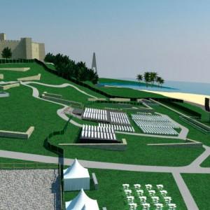 Castillo Sohail (Marenostrum Music Castle Park) Fuengirola