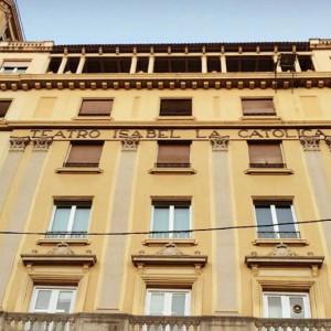 Teatro Isabel La Católica de Granada