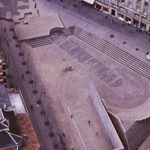 Plaza de los Fueros de Vitoria
