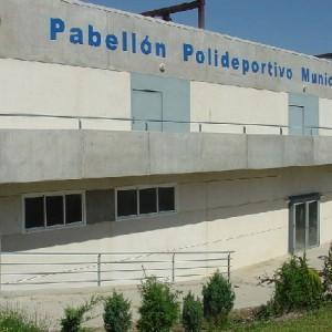 """Pabellón polideportivo municipal """"El Vivero"""" de Cáceres"""