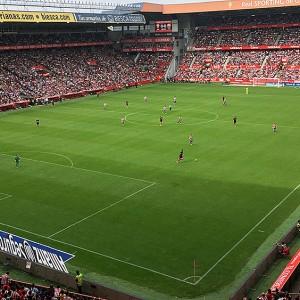 Estadio El Molinón de Gijón