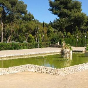 Jardines de Terramar de Sitges Logo