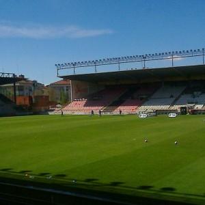 Estadio Municipal de El Plantío de Burgos