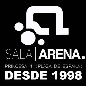 Sala Arena de Madrid (Cerrada)