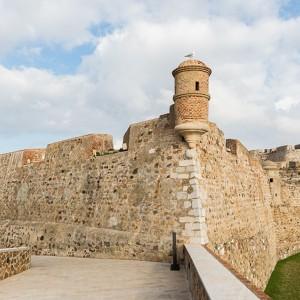 Murallas Reales de Ceuta