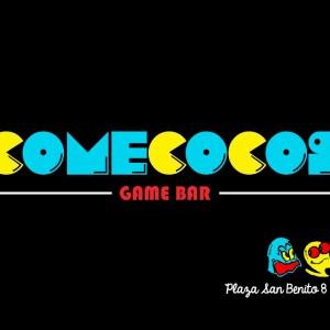 RetroBar Comecocos