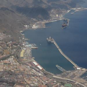 Dársena de los Llanos del Puerto de Santa Cruz de Tenerife