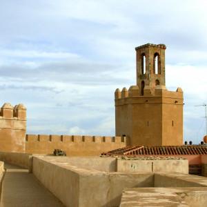 Alcazaba-Castillo de Badajoz