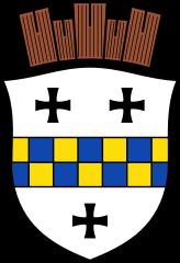Wappen der Stadt Bad Kreuznach