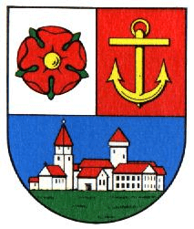 Wappen der Stadt Riesa