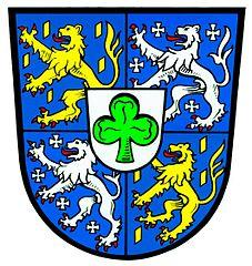 Wappen der Stadt Usingen