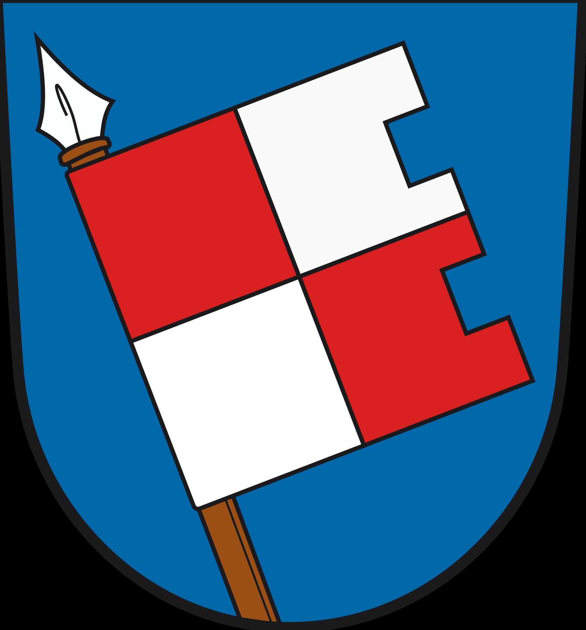 Wappen der Stadt Bad Königshofen im Grabfeld