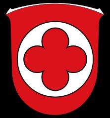 Wappen der Stadt Baunatal