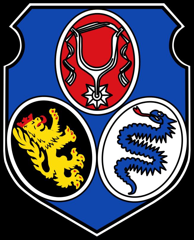 Wappen der Stadt Dachau