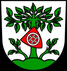 Wappen der Stadt Buchen