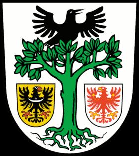 Wappen der Stadt Fürstenwalde-Spree
