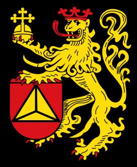 Wappen der Stadt Frankenthal (Pfalz)