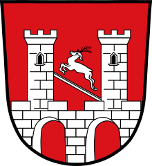 Wappen der Stadt Hersbruck